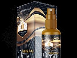 Vital HairSpray - ขายที่ไหน - ดีไหม - ราคา - รีวิว - คือ - pantip