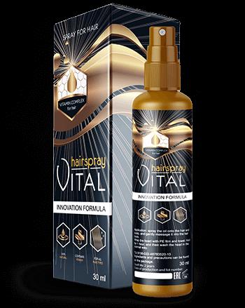 Vital HairSpray - วิธีใช้ - ดีไหม - คือ