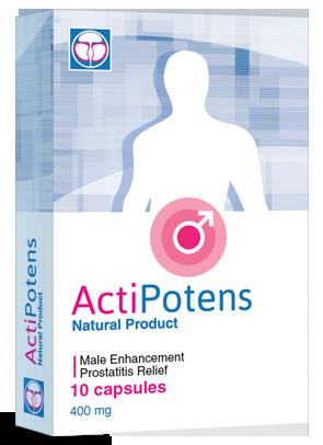 ActiPotens - ขายที่ไหน - ดีไหม - ราคา - รีวิว - คือ - pantip